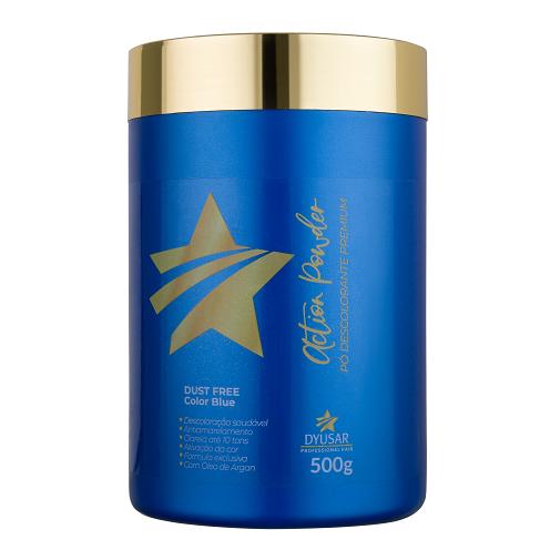 Pó descolorante Premium Action Powder Dyusar 500 g