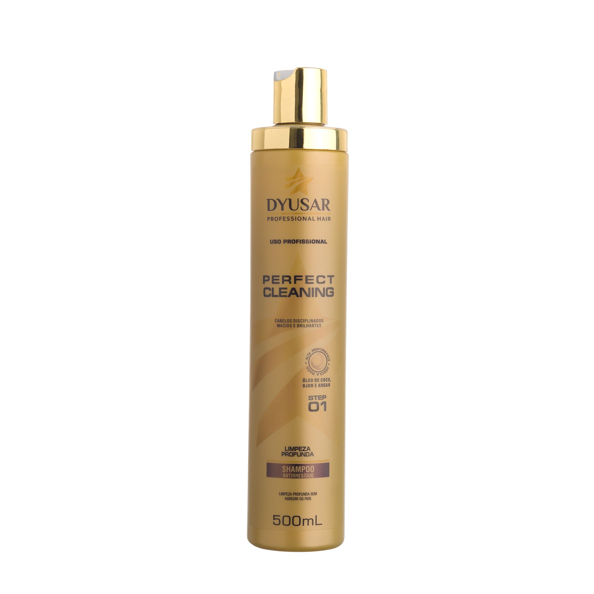 Shampoo Anti resíduo  DYUSAR  500 ml