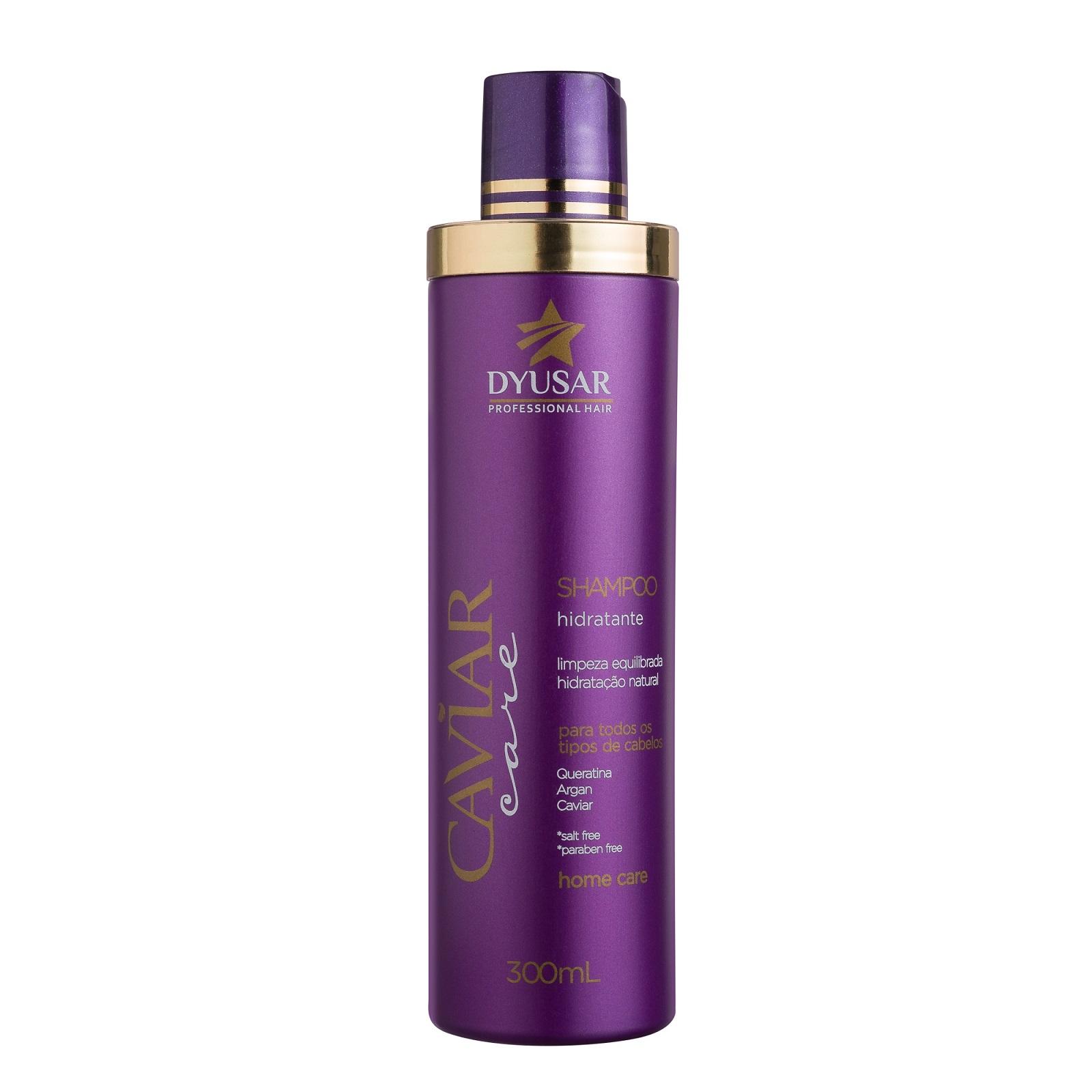 Shampoo Hidratante Caviar DYUSAR  300 ml