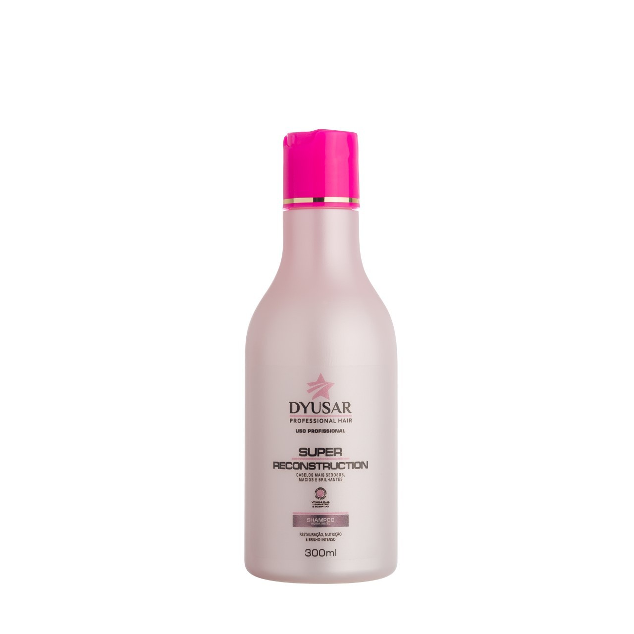 Shampoo Hidratante Super Reconstruction DYUSAR 300 ml