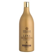 Shampoo Ouro Line Golden Professional Hair DYUSAR 1 Litro