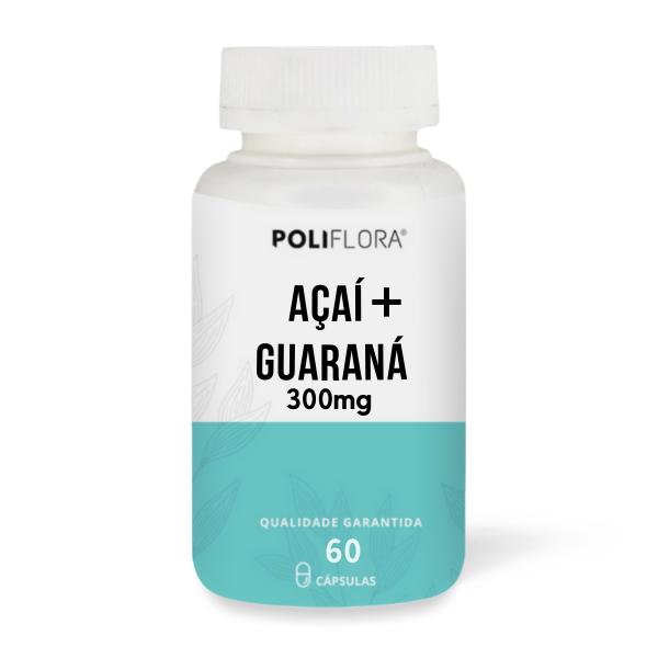 Açai C/ Guarana Cápsulas