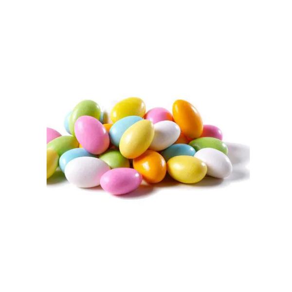 Amêndoas Confeitadas Coloridas À Granel