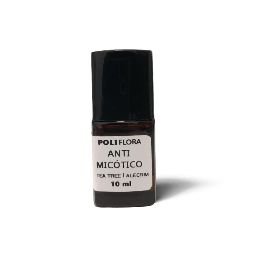 Antimicótico Cravo, Tea Tree e Alecrim 10ml Poliflora