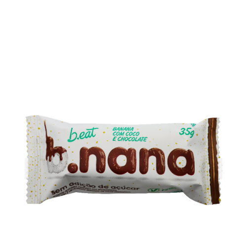 B.NANA COCO C/ CHOCOLATE 35G B.EAT