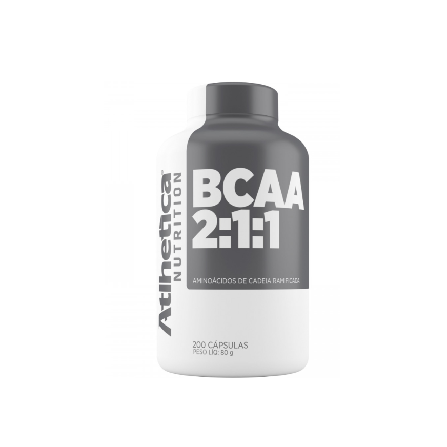 BCAA 2:1:1 200caps Athletica