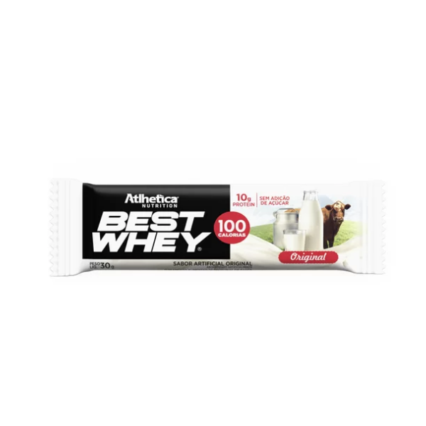 BEST WHEY BARRA ORIGINAL 32g