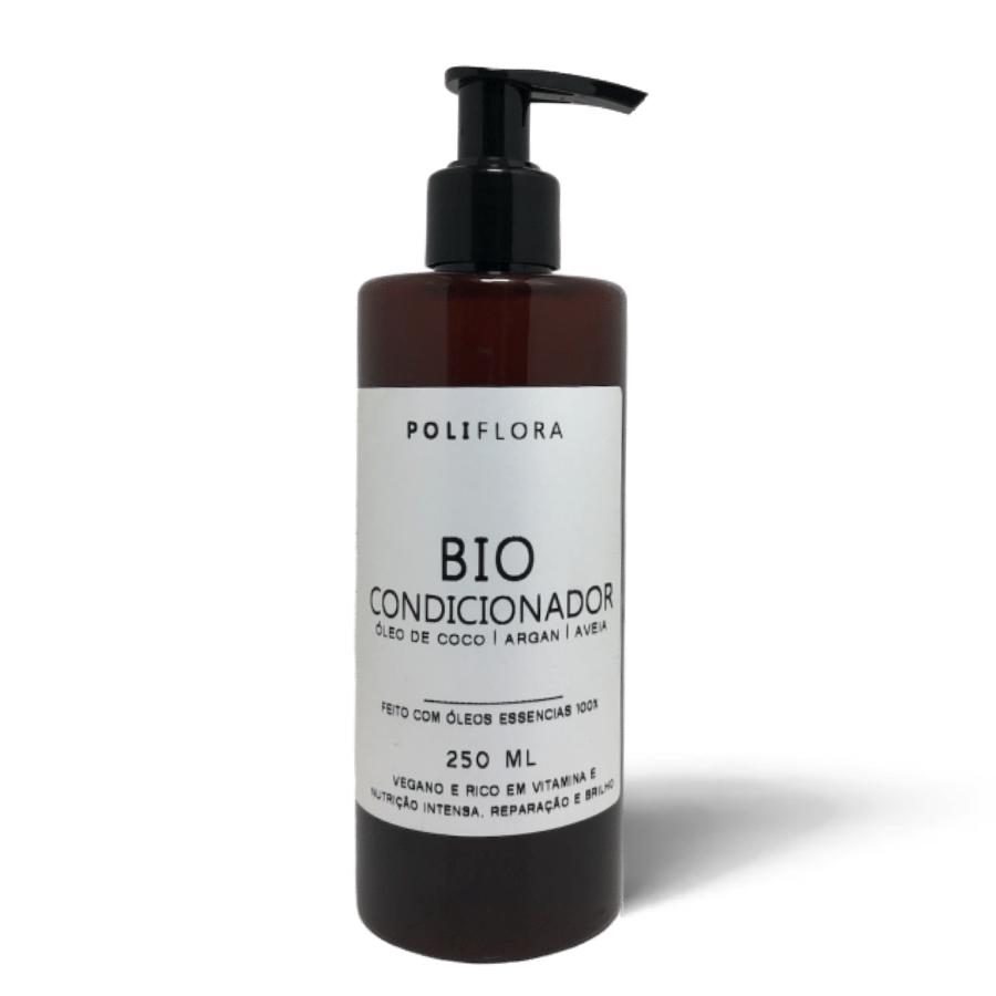 Bio Condicionador Óleo de Coco e Argan 250ml Poliflora