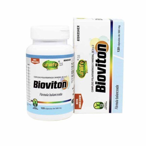 Bioviton Polivitamínico 120 cáps. Unilife
