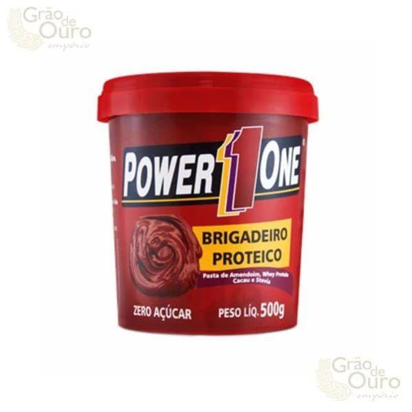 Brigadeiro Proteico 500g Power One