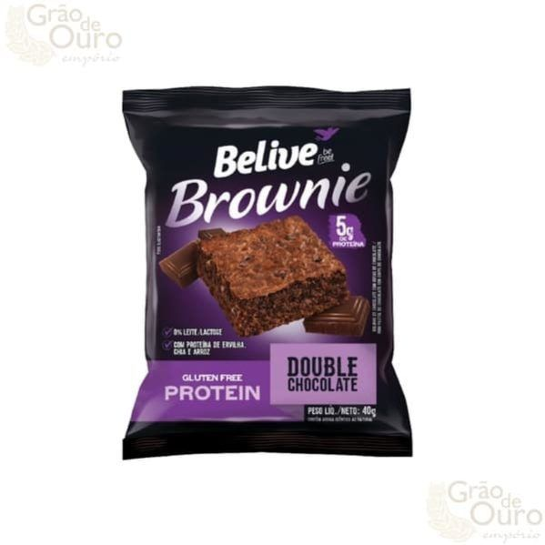 Brownie Chocolate Protein 40g Belive