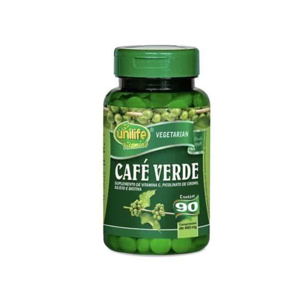 Café Verde 90 comp. Unilife