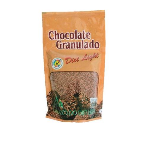 CHOCOLATE GRANULADO DIET LIGHT 100G PALAZZO