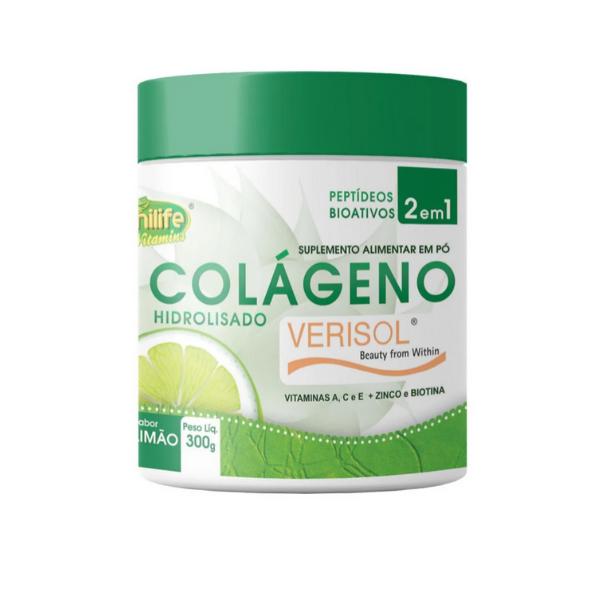 Colágeno Hidrolisado em Pó Verisol 300g Unilife
