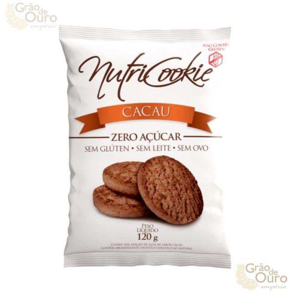 Cookie de Cacau s/glúten 120g (Diet)