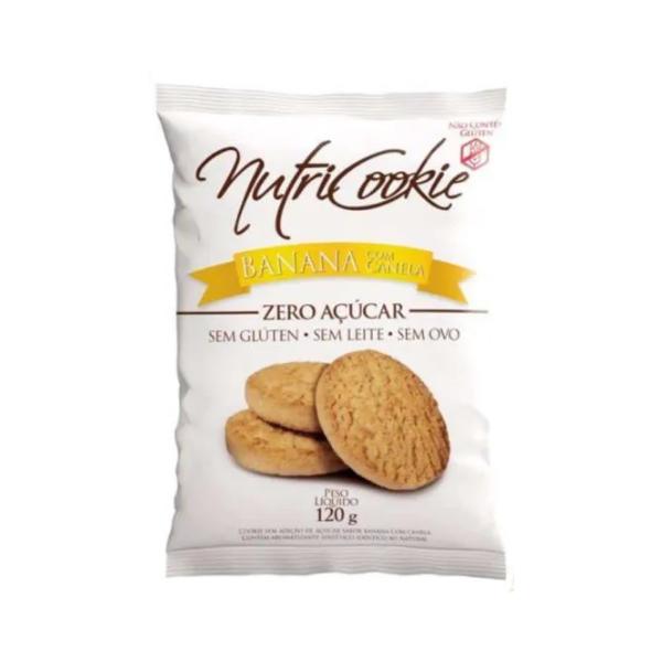 Cookies de Banana s/Glúten 120g (Diet)