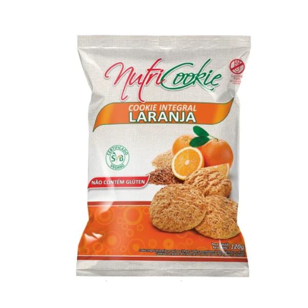 Cookies de laranja s/glúten 120g (integral)
