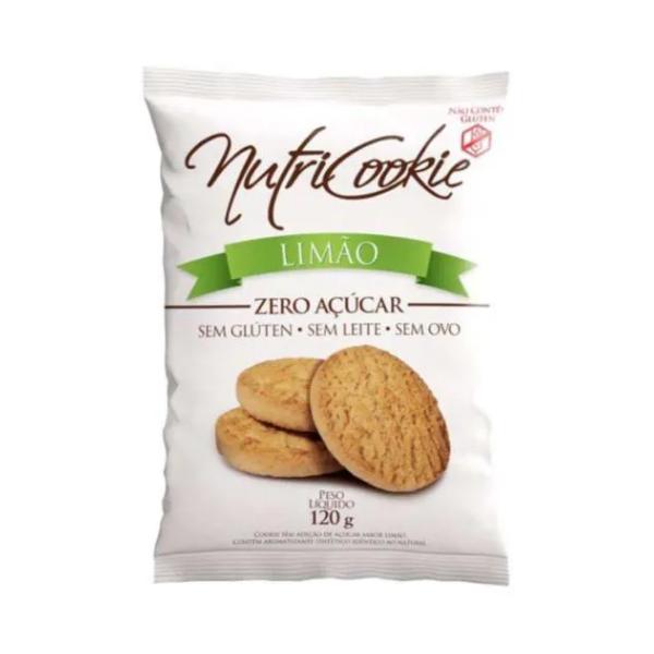 Cookies de Limão s/Glúten 120g (Diet)