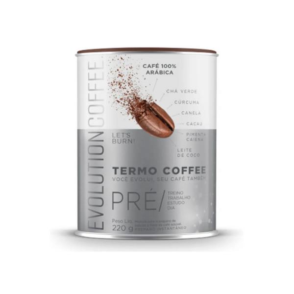 EVOLUTION COFFEE 220G WORLD BLEND