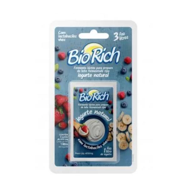 Fermento Bio Rich p/3 litros
