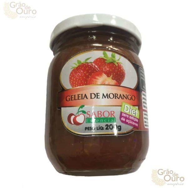 Geléia de Morango Diet 200g