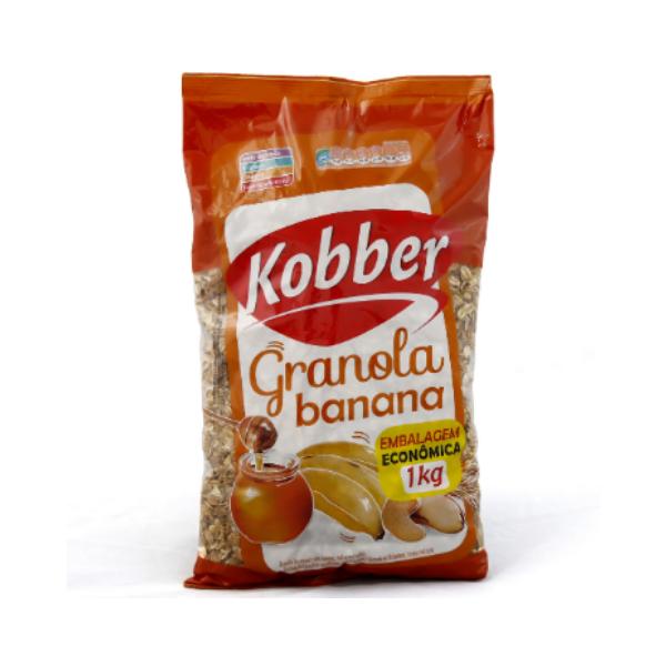 Granola Banana & Mel 1 kg