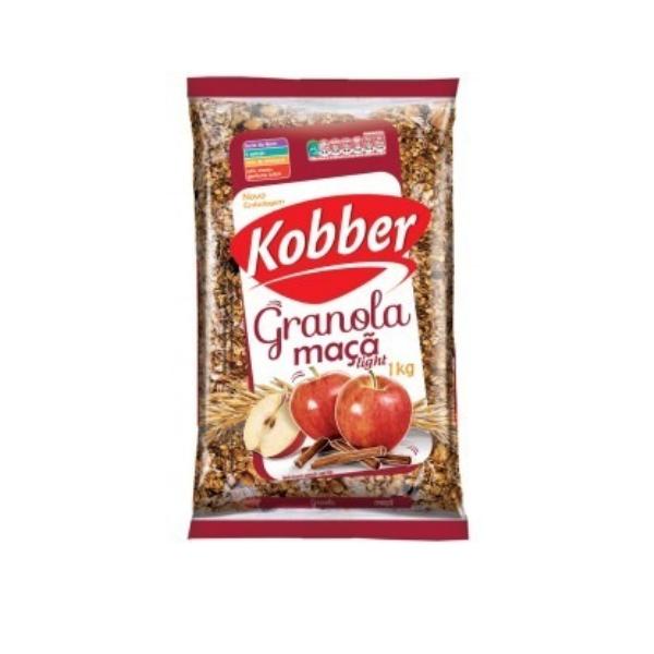 GRANOLA MAC/CAN 1KG KOBBER