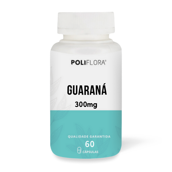 Guarana 60 Cápsulas