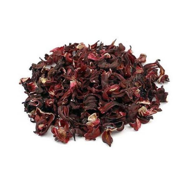 Flor de Hibisco Desidratado Chá À Granel