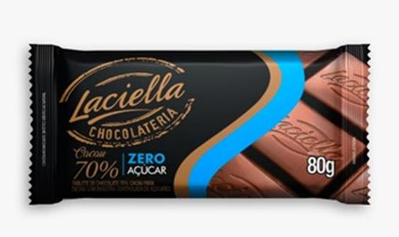 Laciela 20G 70% Zero Açucar