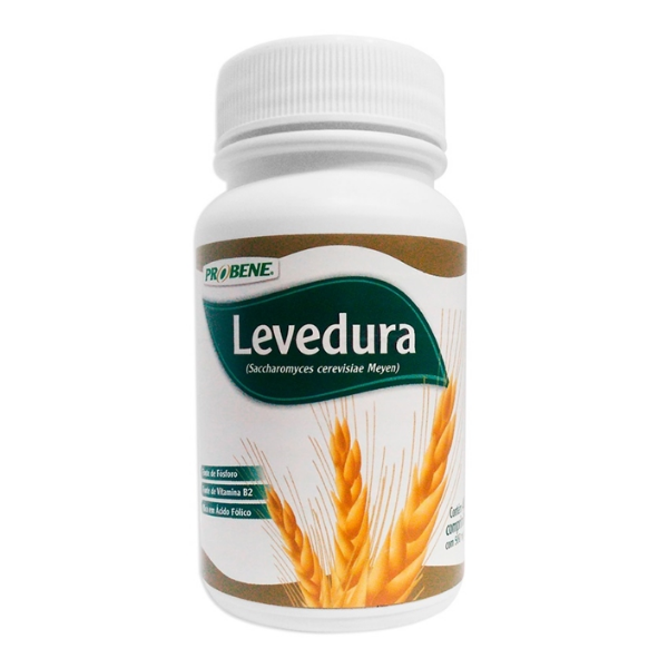 Levedura 400 Comp 500mg Prolev