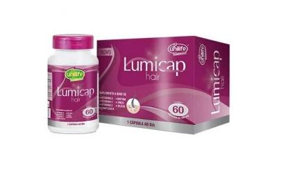 Lumicap Hair 60 Caps. Unilife