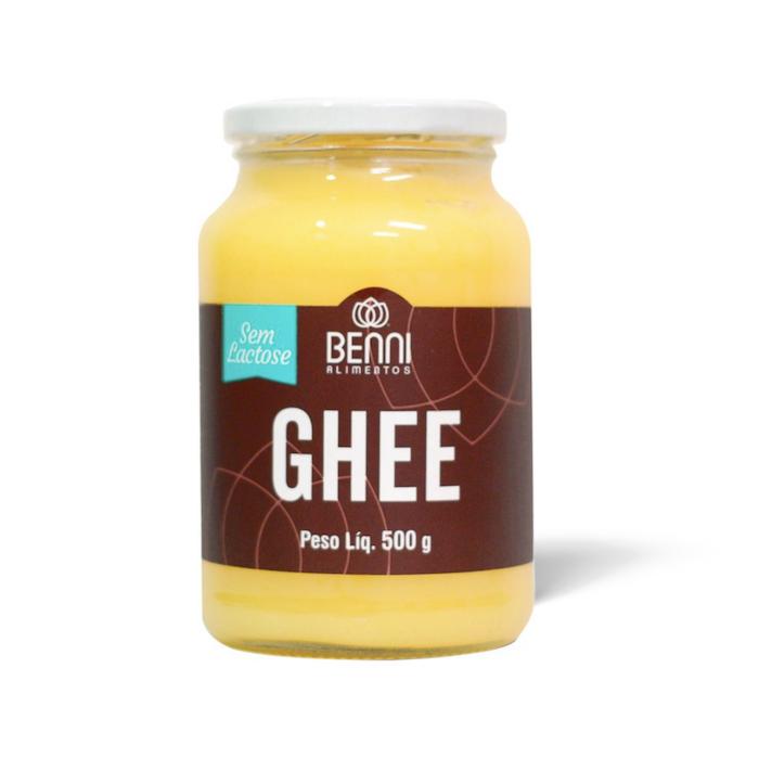 Manteiga Ghee 500g Benni