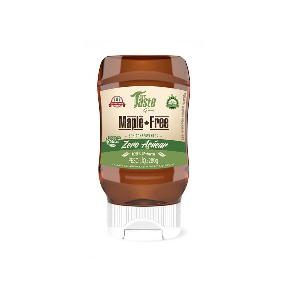 Maple Free Zero 280g Mrs Taste