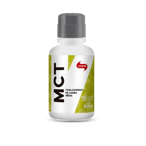Mct Oleo de Coco 500 ml Vitafor