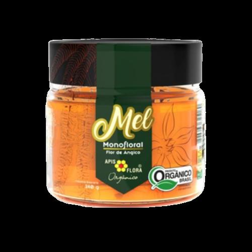 MEL ORGANICO ANGICO 240G APIS FLORA