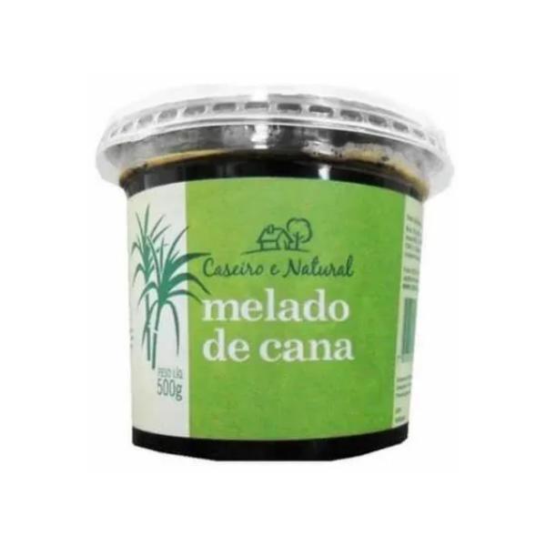 Melado de Cana 500g Caseiro e Natural
