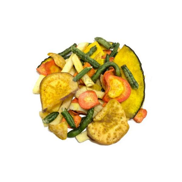 Mix Vegetais Desidratados À Granel