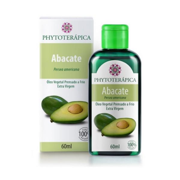 Óleo de Abacate 60ml Phytoterápica