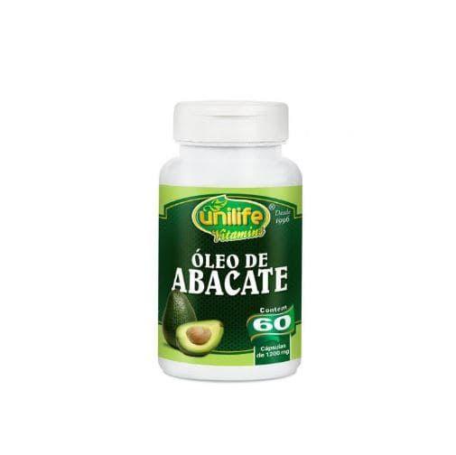 Óleo de Abacate Unilife 60 cápsulas - Unilife