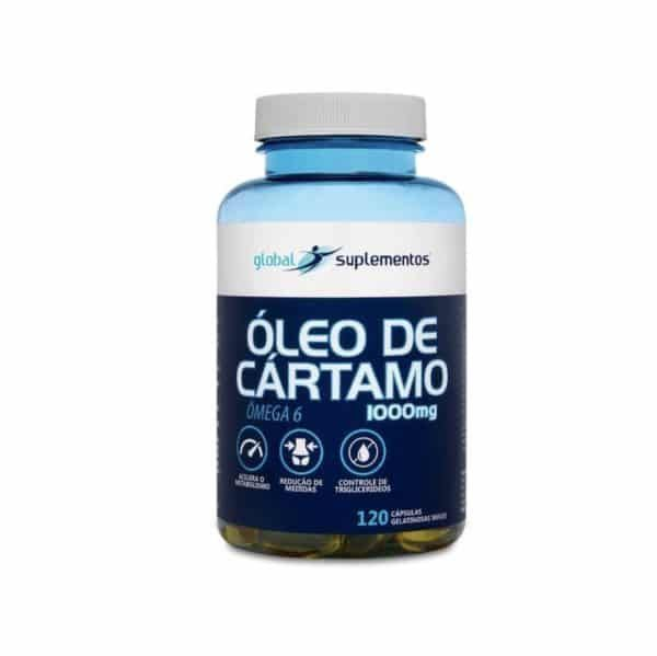 Óleo de Cártamo 1000 mg 120 caps