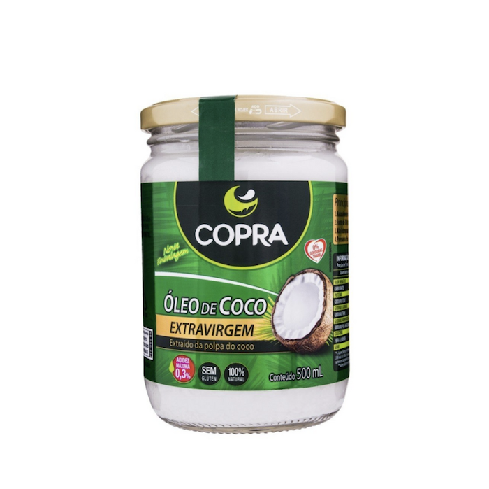 Óleo de Coco 500ml