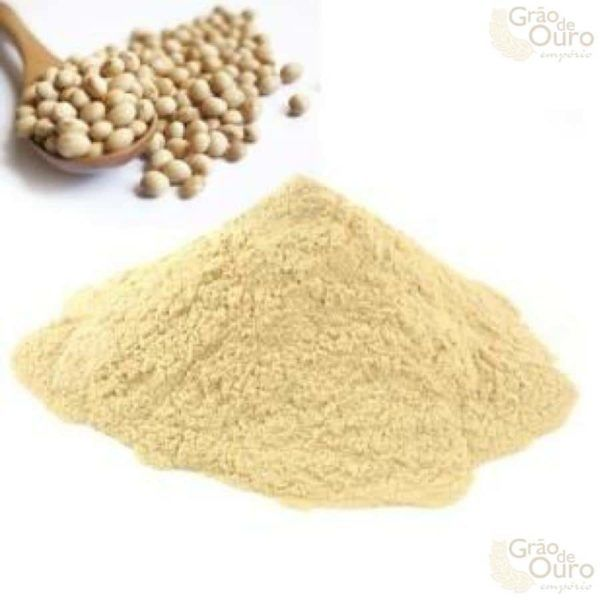 Proteína Isolada de Soja 90% 200gr