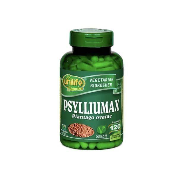 Psyllium 60 cáps. Unilife