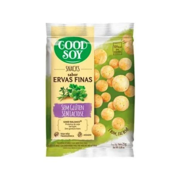 Snack de Ervas Finas 25g Good Soy