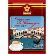 Cappuccino Choco-Alpes di Venezia Sachês - 100 unidades
