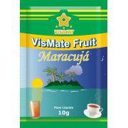 Chá Mate com Maracujá VisMate Fruit Sachês - 100 unidades