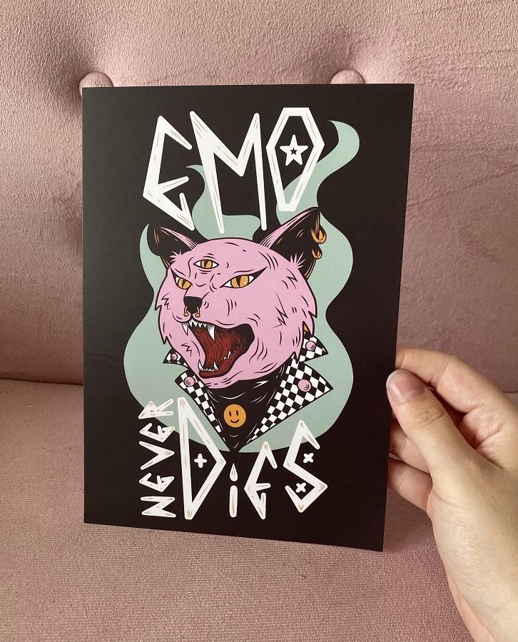 Pôster Emo