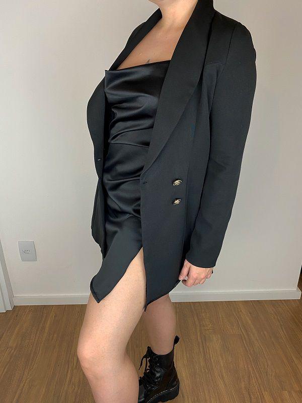 Vestido Harley preto