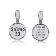 Berloque Salmo 23 Prata 925